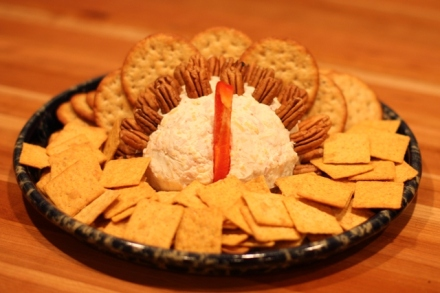 Turkey Cheeseball 2